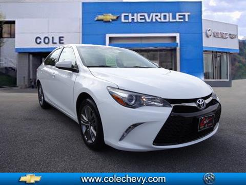 2016 Toyota Camry for sale in Bluefield, WV