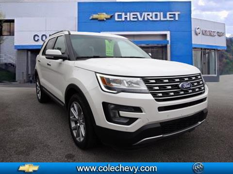 2017 Ford Explorer for sale in Bluefield, WV