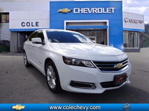 2015 Chevrolet Impala for sale in Bluefield, WV