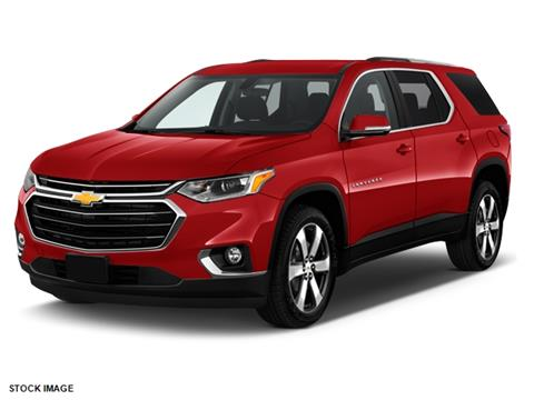 2018 Chevrolet Traverse for sale in Bluefield, WV