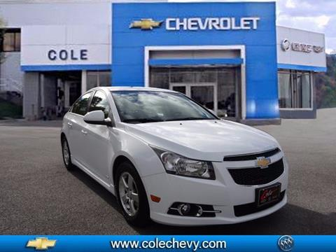 2012 Chevrolet Cruze for sale in Bluefield, WV