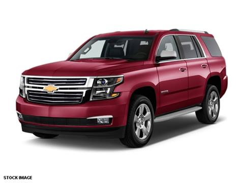 2016 Chevrolet Tahoe for sale in Bluefield, WV