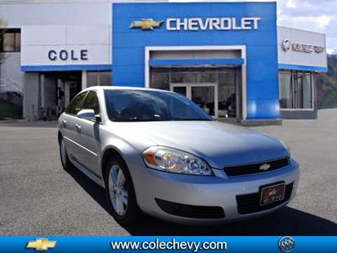 2010 Chevrolet Impala for sale in Bluefield, WV