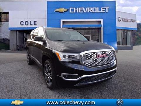 2018 GMC Acadia for sale in Bluefield, WV