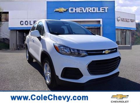 2018 Chevrolet Trax for sale in Bluefield, WV