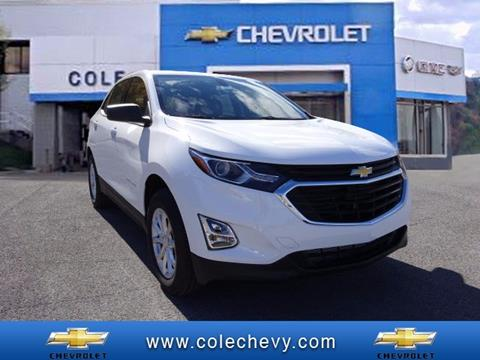 2018 Chevrolet Equinox for sale in Bluefield, WV