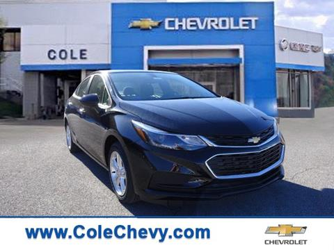 Chevrolet cruze for sale in bluefield wv for Cole motors bluefield wv