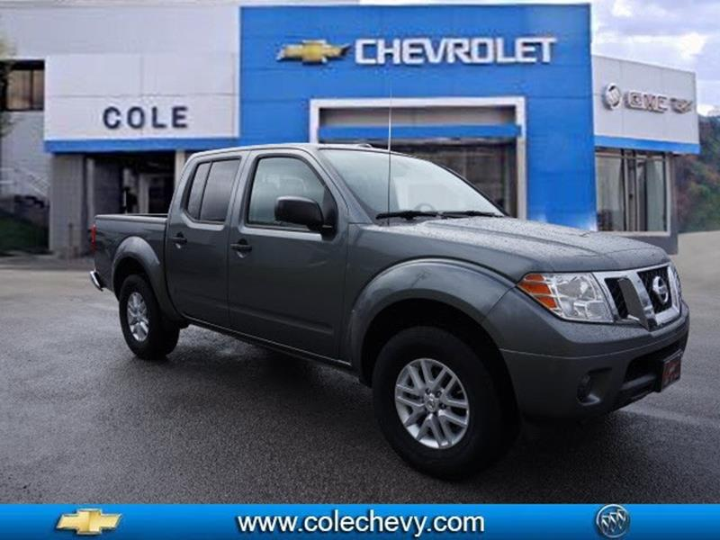 3941836b65 2016 Nissan Frontier 4x4 SV 4dr Crew Cab 5 ft. SB Pickup 5A - Bluefield