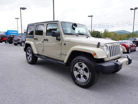 2018 Jeep Wrangler Unlimited For Sale In Bluefield, WV