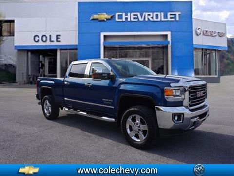 2015 GMC Sierra 2500HD for sale in Bluefield, WV