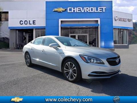 2018 Buick LaCrosse for sale in Bluefield, WV