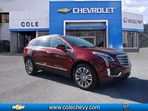 2017 Cadillac XT5 for sale in Bluefield, WV
