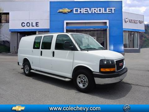 2018 GMC Savana Cargo for sale in Bluefield, WV