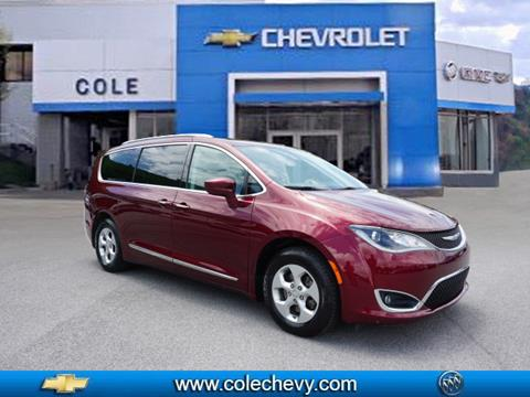 2017 Chrysler Pacifica for sale in Bluefield, WV