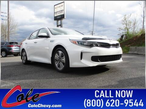 2017 Kia Optima Hybrid for sale at Cole Chevy Pre-Owned in Bluefield WV