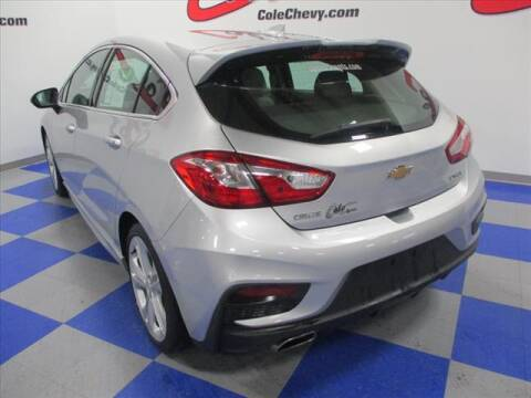 2017 Chevrolet Cruze for sale at Cole Chevy Pre-Owned in Bluefield WV