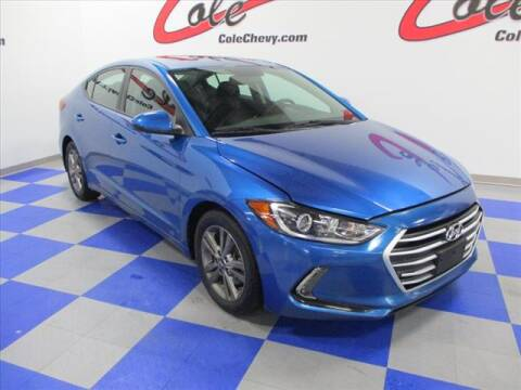 2017 Hyundai Elantra for sale at Cole Chevy Pre-Owned in Bluefield WV