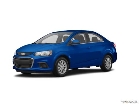 2020 Chevrolet Sonic for sale at Cole Chevy Pre-Owned in Bluefield WV