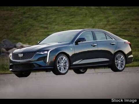 2020 Cadillac CT4 for sale at Cole Chevy Pre-Owned in Bluefield WV