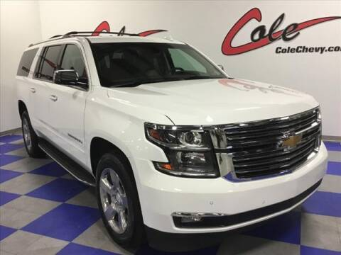 2020 Chevrolet Suburban for sale at Cole Chevy Pre-Owned in Bluefield WV