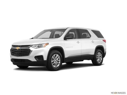 2020 Chevrolet Traverse for sale at Cole Chevy Pre-Owned in Bluefield WV
