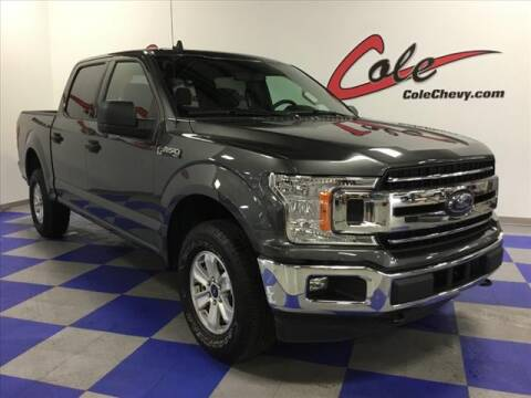 2020 Ford F-150 for sale at Cole Chevy Pre-Owned in Bluefield WV