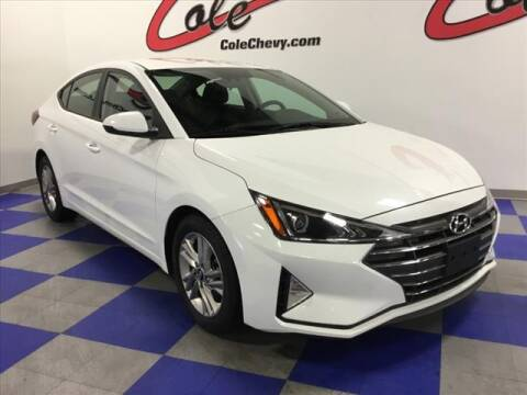 2019 Hyundai Elantra for sale at Cole Chevy Pre-Owned in Bluefield WV