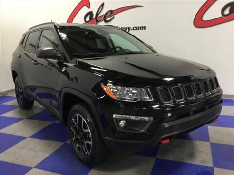 2019 Jeep Compass for sale at Cole Chevy Pre-Owned in Bluefield WV