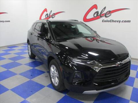 2020 Chevrolet Blazer for sale at Cole Chevy Pre-Owned in Bluefield WV
