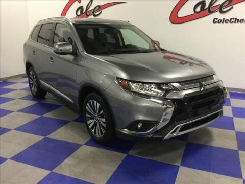 2019 Mitsubishi Outlander for sale at Cole Chevy Pre-Owned in Bluefield WV
