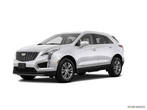 2021 Cadillac XT5 for sale at Cole Chevy Pre-Owned in Bluefield WV