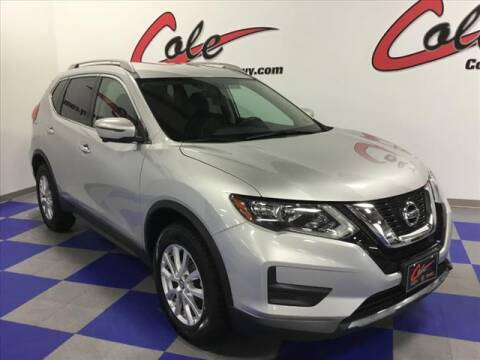 2017 Nissan Rogue for sale at Cole Chevy Pre-Owned in Bluefield WV