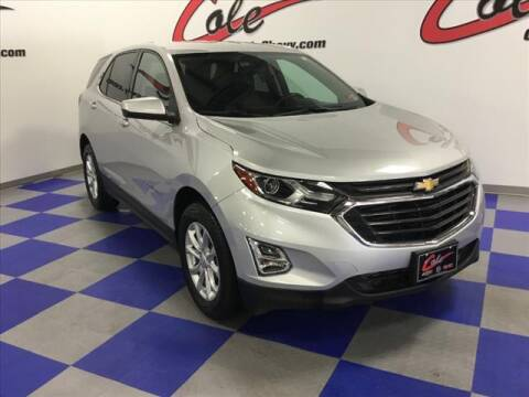 2018 Chevrolet Equinox for sale at Cole Chevy Pre-Owned in Bluefield WV