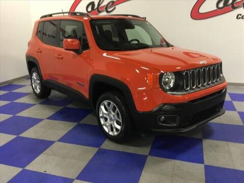 2017 Jeep Renegade for sale at Cole Chevy Pre-Owned in Bluefield WV