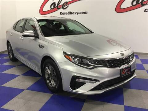 2020 Kia Optima for sale at Cole Chevy Pre-Owned in Bluefield WV