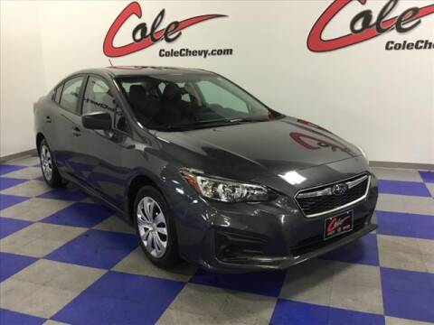 2018 Subaru Impreza for sale at Cole Chevy Pre-Owned in Bluefield WV