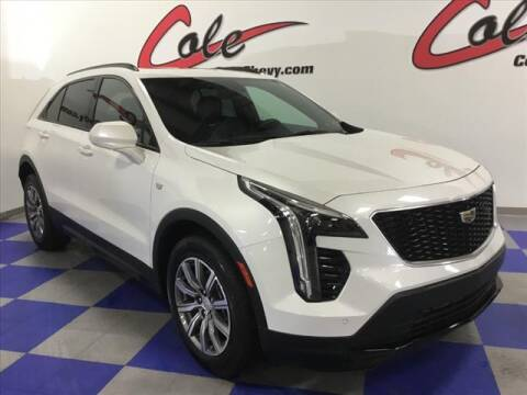2020 Cadillac XT4 for sale at Cole Chevy Pre-Owned in Bluefield WV