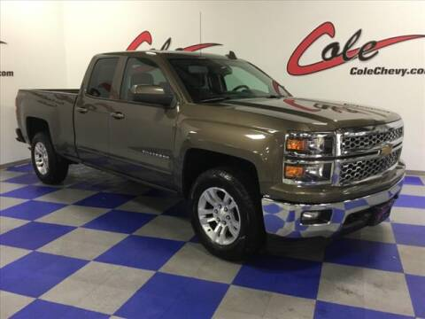 2015 Chevrolet Silverado 1500 for sale at Cole Chevy Pre-Owned in Bluefield WV