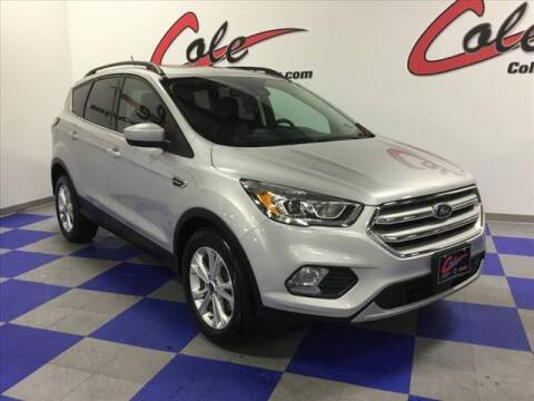 2018 Ford Escape for sale at Cole Chevy Pre-Owned in Bluefield WV