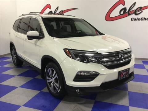2017 Honda Pilot for sale at Cole Chevy Pre-Owned in Bluefield WV