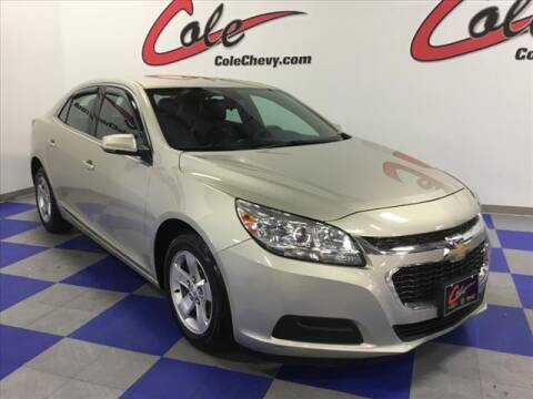 2016 Chevrolet Malibu Limited for sale at Cole Chevy Pre-Owned in Bluefield WV
