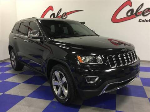 2014 Jeep Grand Cherokee for sale at Cole Chevy Pre-Owned in Bluefield WV