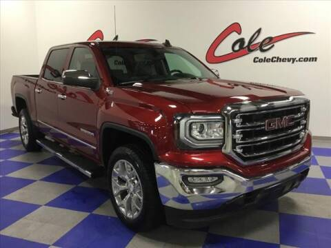2018 GMC Sierra 1500 for sale at Cole Chevy Pre-Owned in Bluefield WV