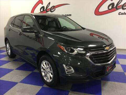 2020 Chevrolet Equinox for sale at Cole Chevy Pre-Owned in Bluefield WV