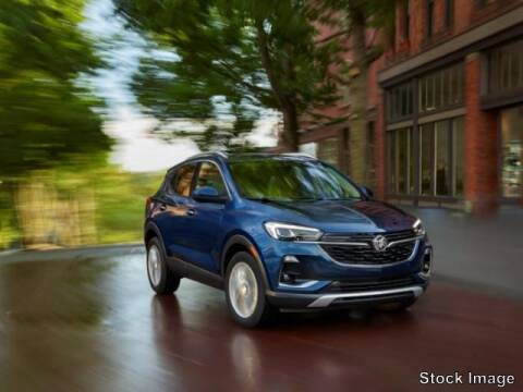 2021 Buick Encore GX for sale at Cole Chevy Pre-Owned in Bluefield WV