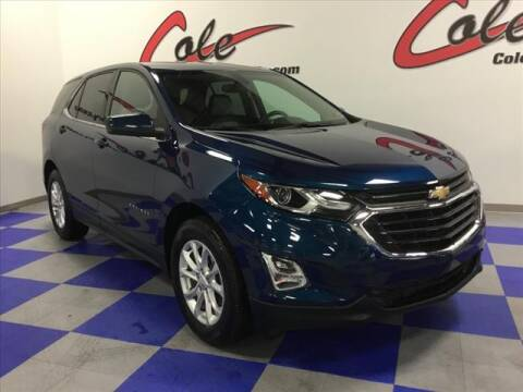 2019 Chevrolet Equinox for sale at Cole Chevy Pre-Owned in Bluefield WV