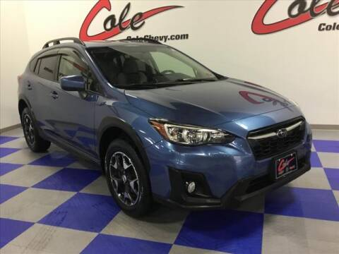 2018 Subaru Crosstrek for sale at Cole Chevy Pre-Owned in Bluefield WV