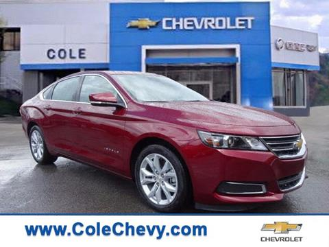 2017 Chevrolet Impala for sale in Bluefield, WV