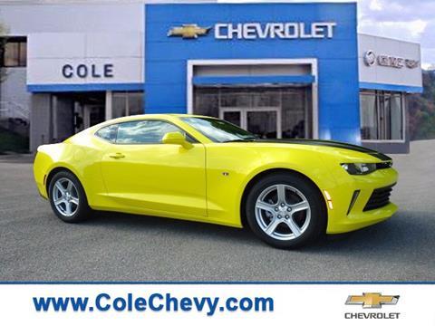 2017 Chevrolet Camaro for sale in Bluefield, WV
