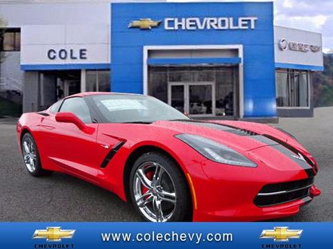 2017 Chevrolet Corvette for sale in Bluefield, WV